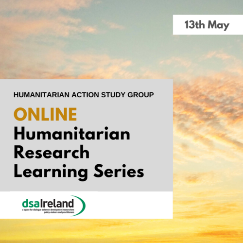 HASG Online Learning Series (1)